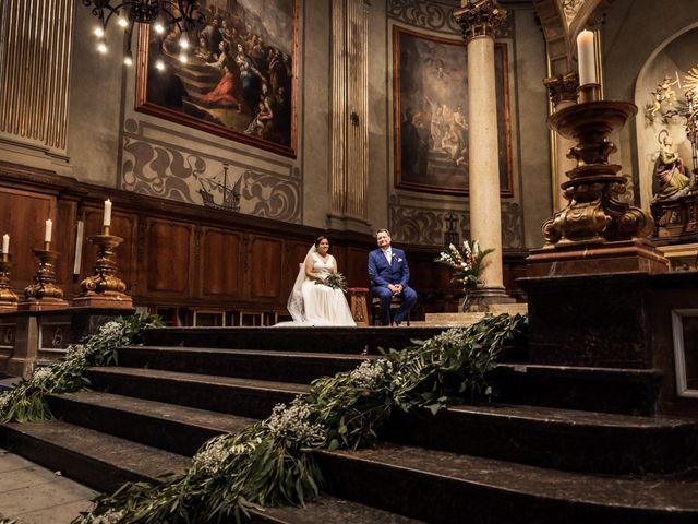 La boda de Harri y Fabiana en Mataró, Barcelona 38
