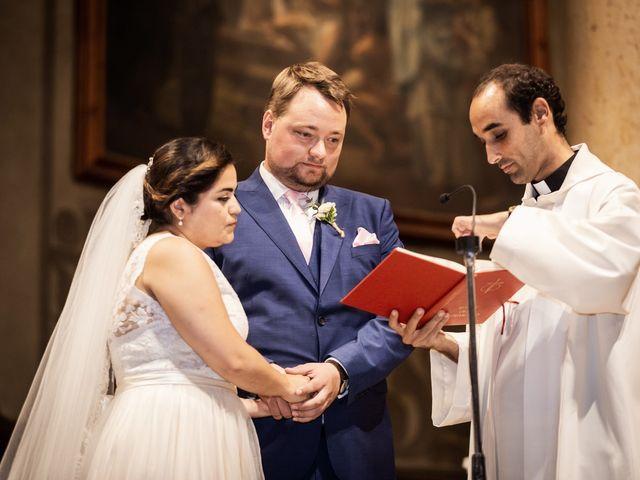 La boda de Harri y Fabiana en Mataró, Barcelona 39