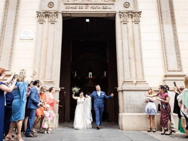 La boda de Harri y Fabiana en Mataró, Barcelona 43