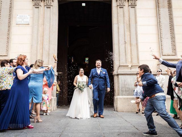 La boda de Harri y Fabiana en Mataró, Barcelona 44
