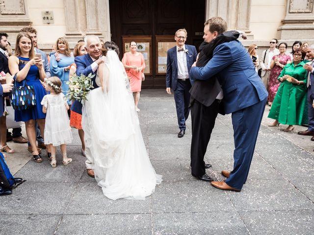 La boda de Harri y Fabiana en Mataró, Barcelona 46