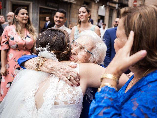 La boda de Harri y Fabiana en Mataró, Barcelona 47