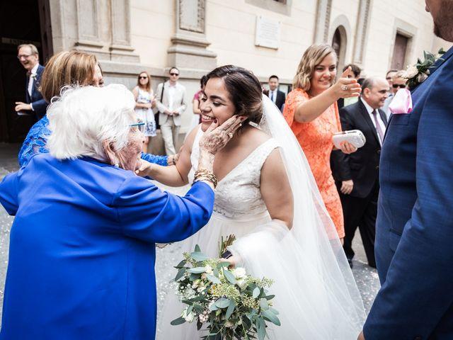 La boda de Harri y Fabiana en Mataró, Barcelona 48
