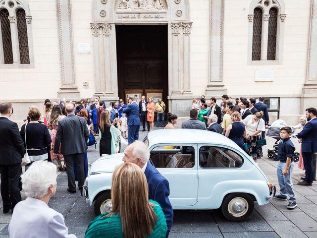 La boda de Harri y Fabiana en Mataró, Barcelona 49