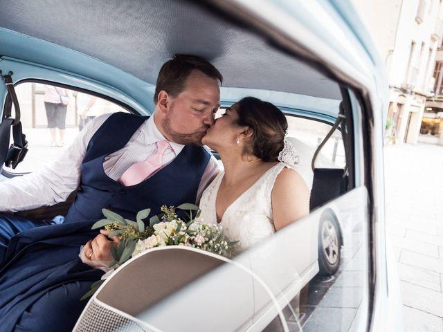 La boda de Harri y Fabiana en Mataró, Barcelona 51