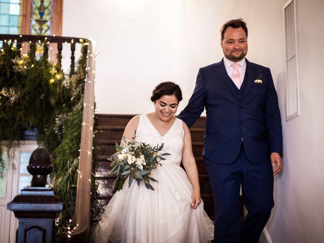 La boda de Harri y Fabiana en Mataró, Barcelona 61