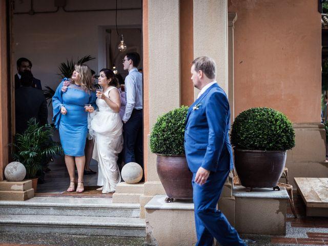 La boda de Harri y Fabiana en Mataró, Barcelona 68