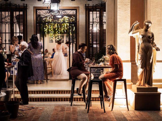 La boda de Harri y Fabiana en Mataró, Barcelona 73