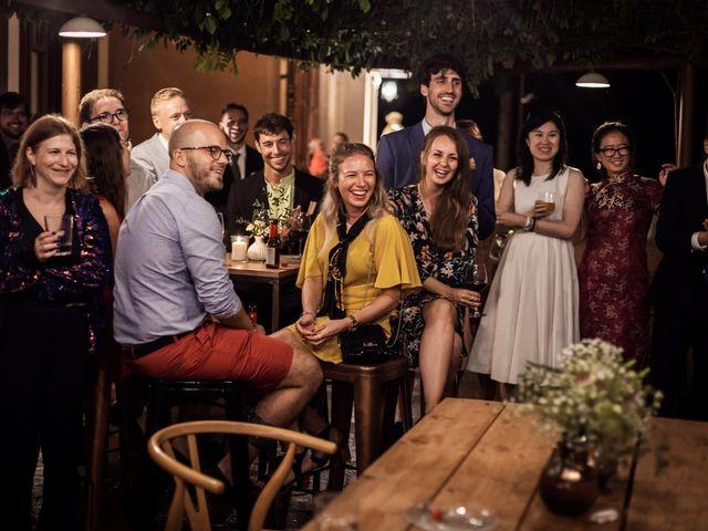 La boda de Harri y Fabiana en Mataró, Barcelona 75