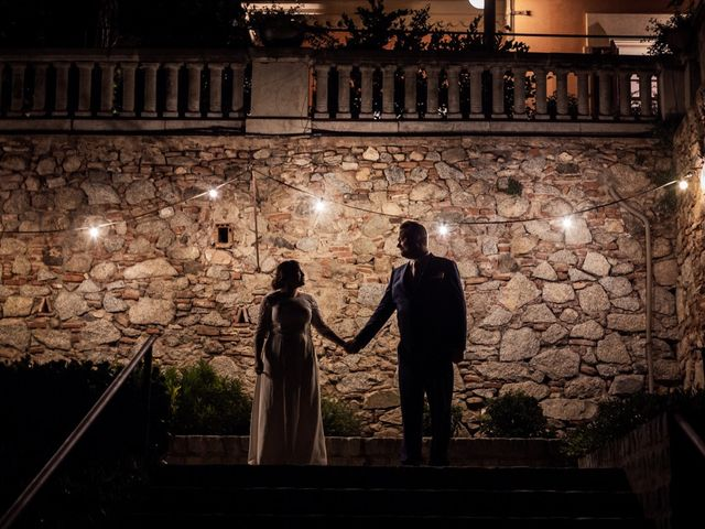 La boda de Harri y Fabiana en Mataró, Barcelona 89