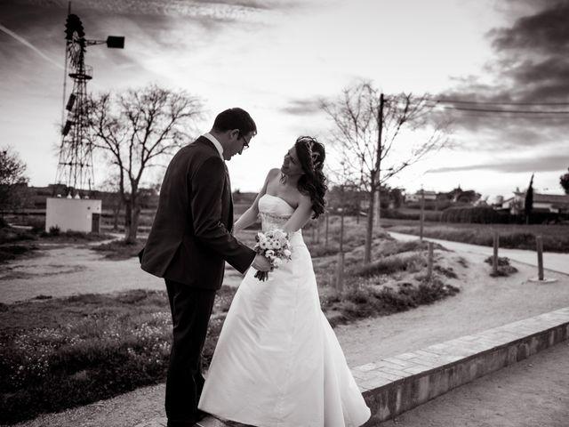 La boda de Ester y Miguel