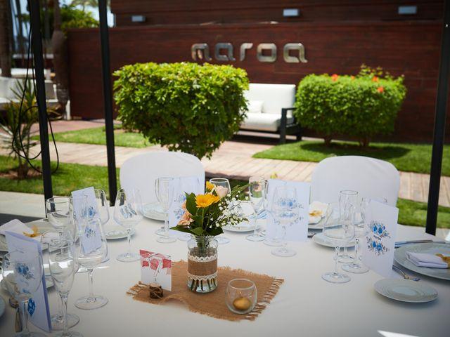 La boda de Susi y Rafa en Las Palmas De Gran Canaria, Las Palmas 15