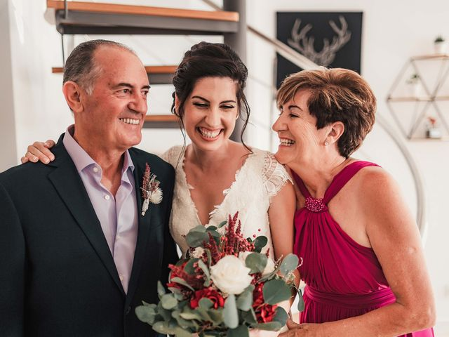 La boda de José y María en San Juan De Alicante, Alicante 79