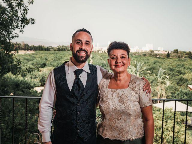 La boda de José y María en San Juan De Alicante, Alicante 90