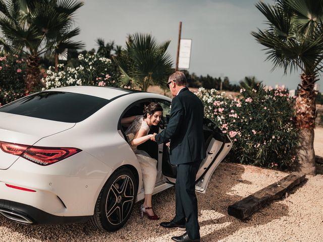 La boda de José y María en San Juan De Alicante, Alicante 92