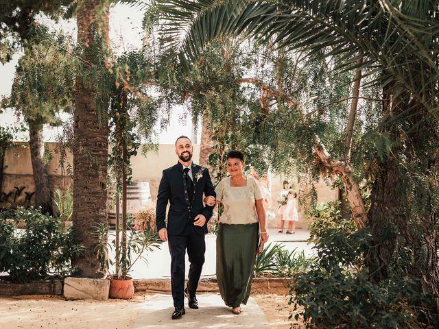 La boda de José y María en San Juan De Alicante, Alicante 94