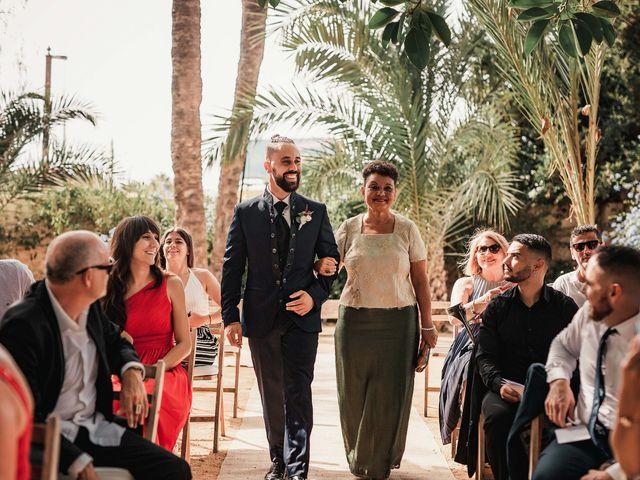 La boda de José y María en San Juan De Alicante, Alicante 95
