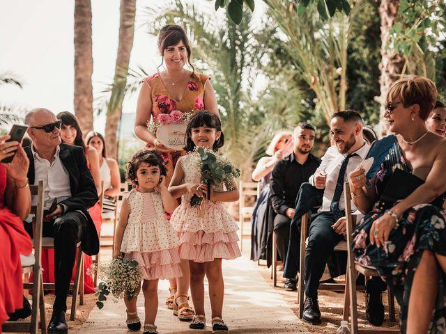 La boda de José y María en San Juan De Alicante, Alicante 97