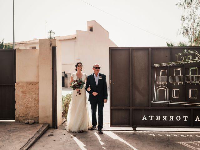 La boda de José y María en San Juan De Alicante, Alicante 98