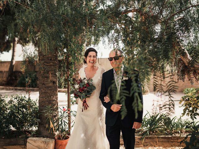 La boda de José y María en San Juan De Alicante, Alicante 100