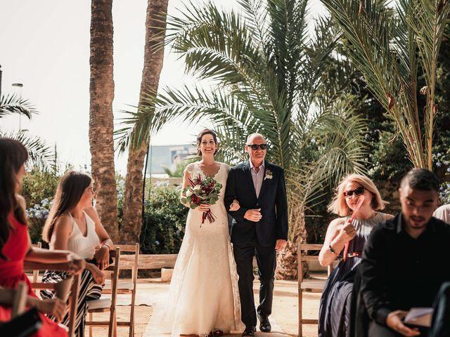 La boda de José y María en San Juan De Alicante, Alicante 103