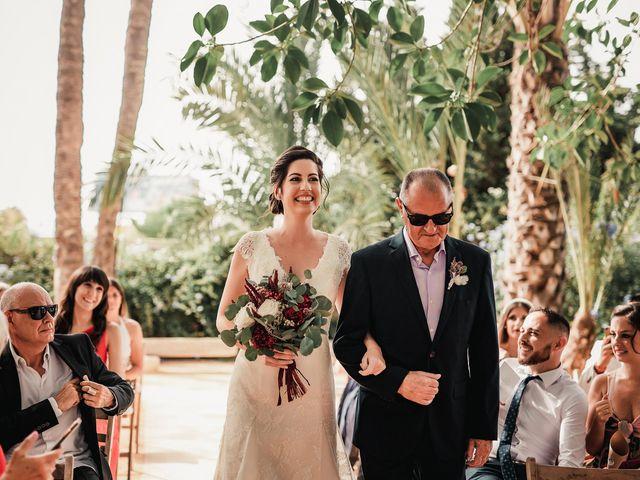 La boda de José y María en San Juan De Alicante, Alicante 104
