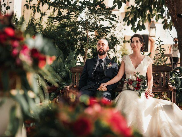 La boda de José y María en San Juan De Alicante, Alicante 109