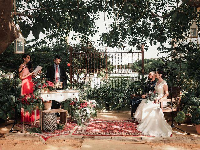 La boda de José y María en San Juan De Alicante, Alicante 110