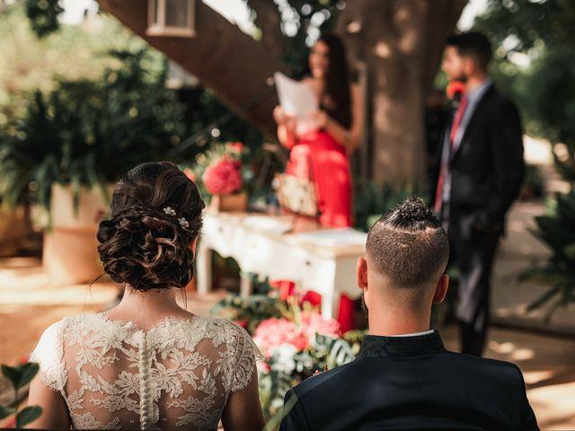 La boda de José y María en San Juan De Alicante, Alicante 111