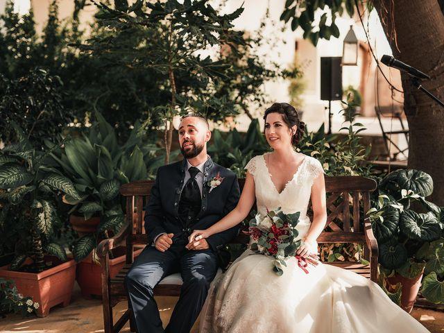 La boda de José y María en San Juan De Alicante, Alicante 113