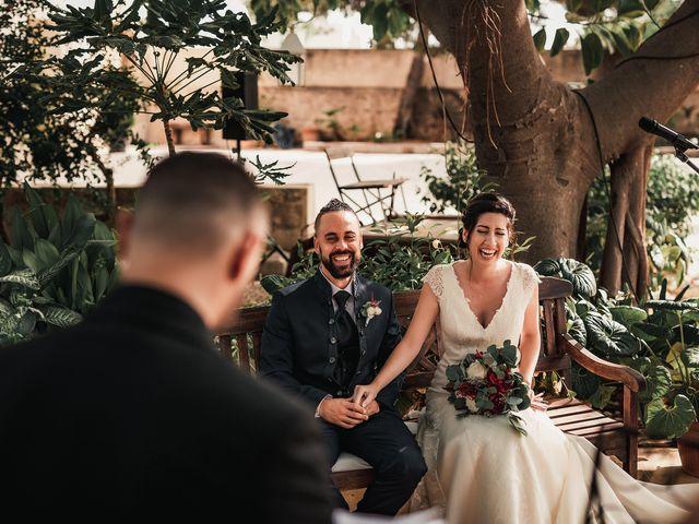 La boda de José y María en San Juan De Alicante, Alicante 118