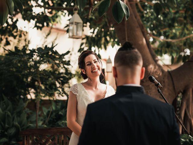 La boda de José y María en San Juan De Alicante, Alicante 121