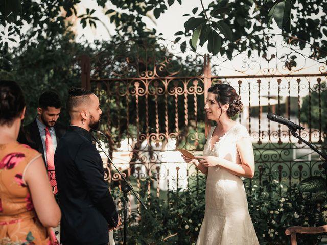 La boda de José y María en San Juan De Alicante, Alicante 123