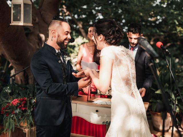 La boda de José y María en San Juan De Alicante, Alicante 125