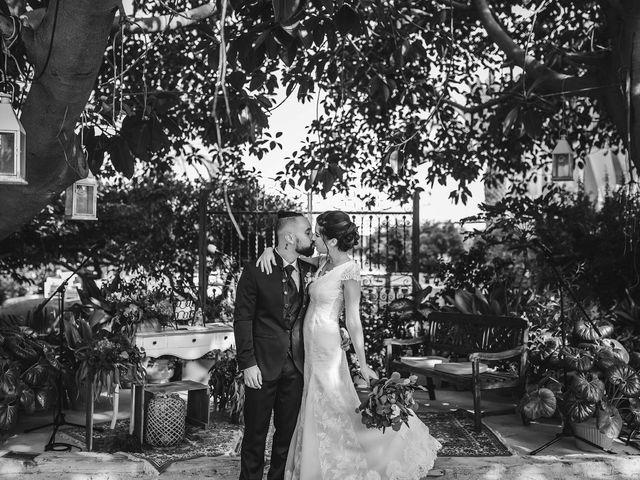 La boda de José y María en San Juan De Alicante, Alicante 129