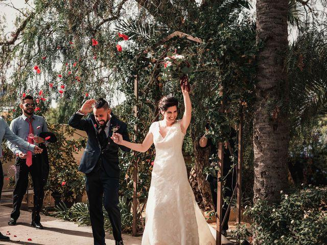La boda de José y María en San Juan De Alicante, Alicante 130