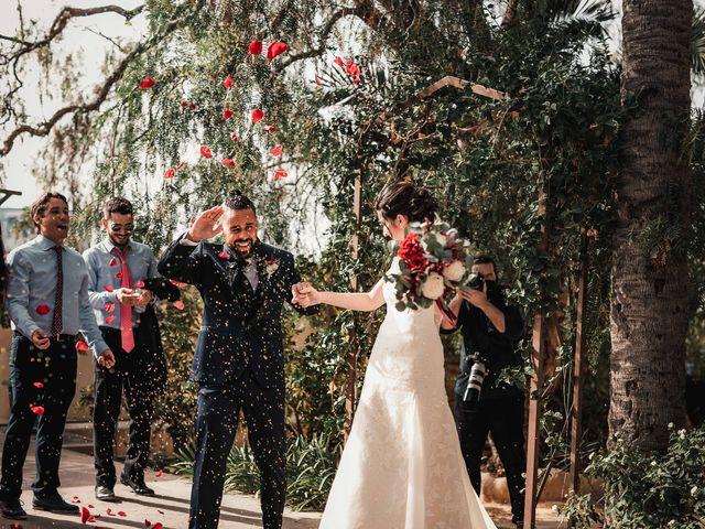 La boda de José y María en San Juan De Alicante, Alicante 131