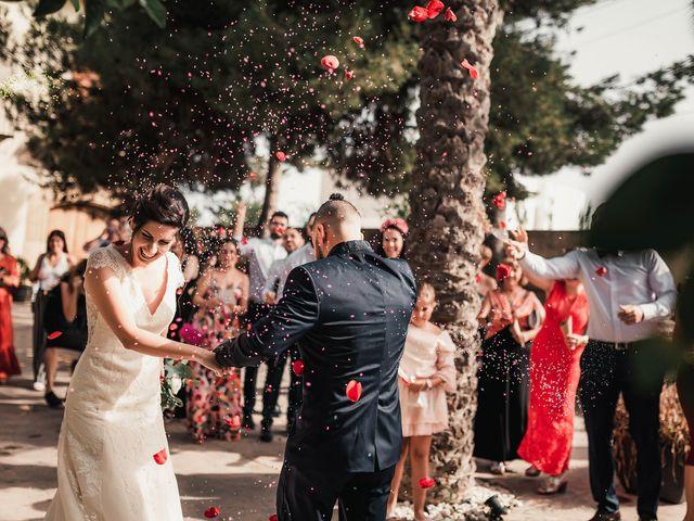 La boda de José y María en San Juan De Alicante, Alicante 132