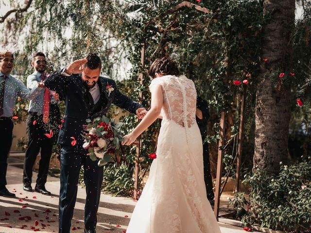 La boda de José y María en San Juan De Alicante, Alicante 133