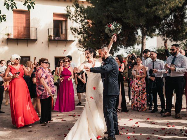 La boda de José y María en San Juan De Alicante, Alicante 134