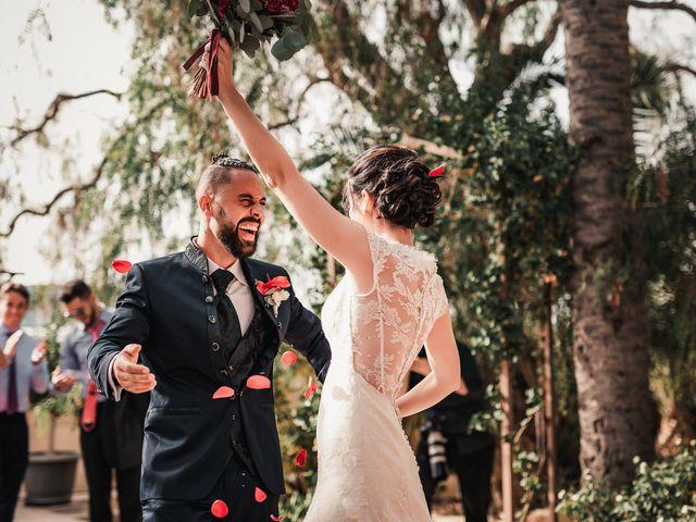 La boda de José y María en San Juan De Alicante, Alicante 135