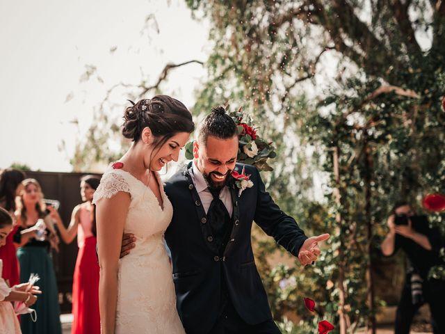 La boda de José y María en San Juan De Alicante, Alicante 136