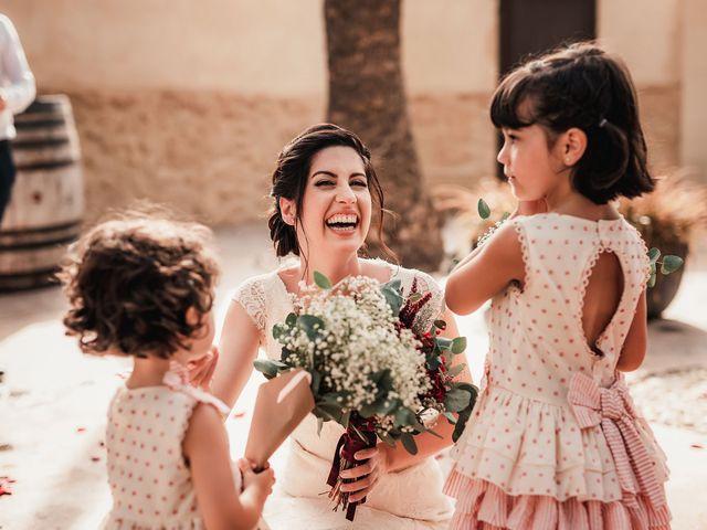 La boda de José y María en San Juan De Alicante, Alicante 140