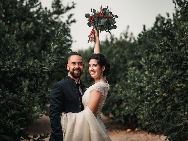 La boda de José y María en San Juan De Alicante, Alicante 143