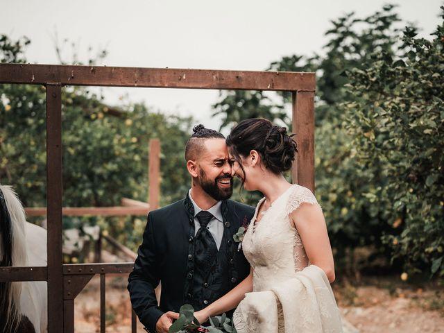 La boda de José y María en San Juan De Alicante, Alicante 149