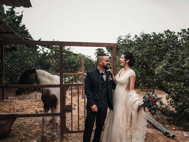 La boda de José y María en San Juan De Alicante, Alicante 150