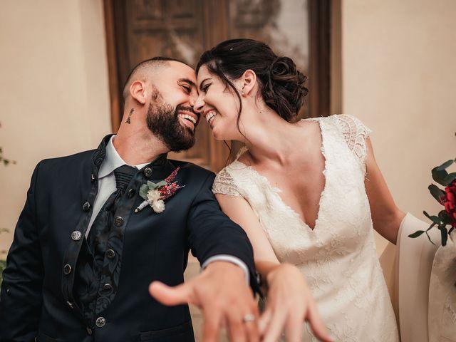 La boda de José y María en San Juan De Alicante, Alicante 153