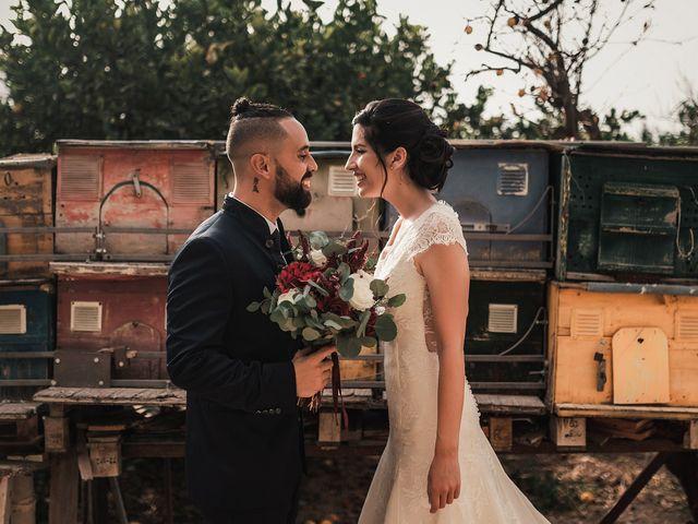 La boda de José y María en San Juan De Alicante, Alicante 1