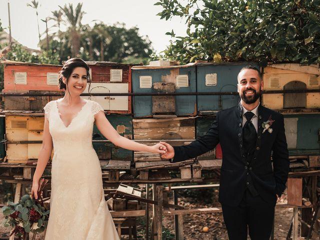 La boda de José y María en San Juan De Alicante, Alicante 160