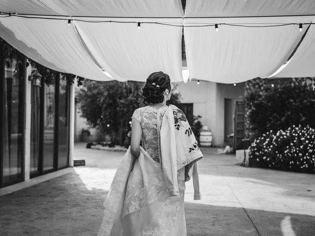 La boda de José y María en San Juan De Alicante, Alicante 164